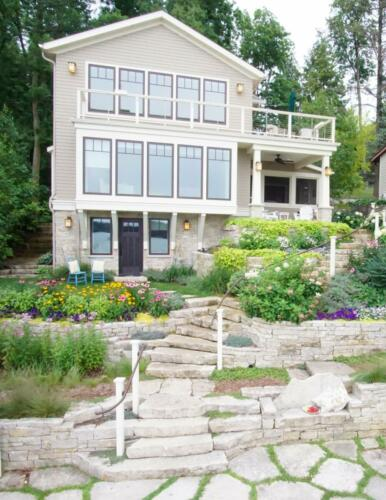 Lake Country Garden 1