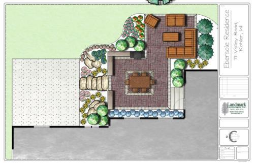 Ebersole Landscape Concept