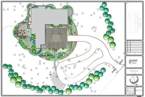 Kohler Landscape Concept