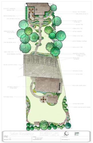 Sofen - Revised Landscape Concept