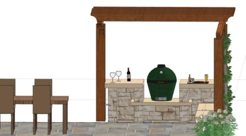 Solle Grill and Arbor Updated