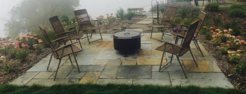 firepit patio