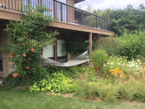 prairies style garden